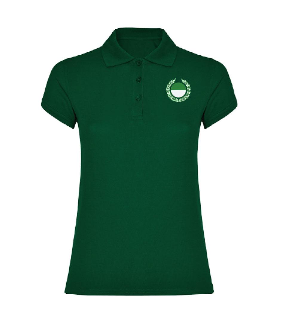 2) Polo - Shirt, Baumwolle - Vorderseite