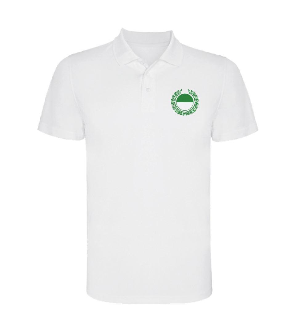 22) Funktions - Poloshirt / Herren - Vorderseite