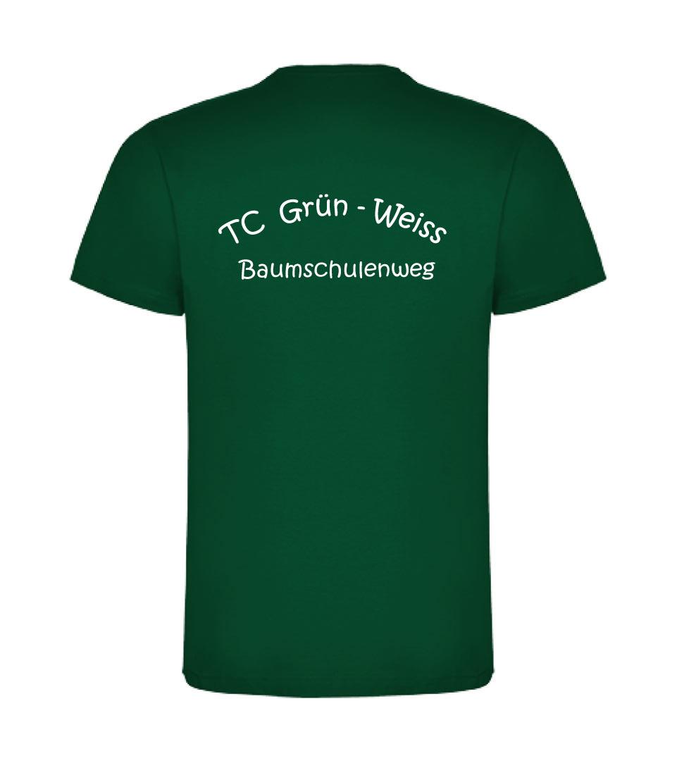23) Baumwollshirt / Herren